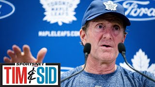 Does Mike Babcock Deserve To Be On The Hot Seat?   Tim and Sid