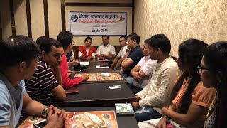 Nepali Journalist in Japan || online News Portal Editors and Active Journalist Discussion Japan