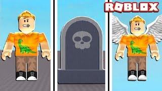 DYING SIMULATOR IN ROBLOX!