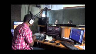 gvl engineers and chemists appear on farbric radio 101 1 fm monrovia liberia