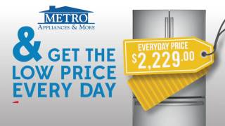 Metro Appliances & More | Price Comparison