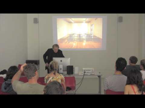 Vito Acconci - Sculptor, Performance Artist & Video Artist