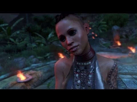 "Far Cry 3 - Citra Talugmai Explains Vaas's Story To Jason Brody, ""Payback"" Success HD Gameplay PS3"