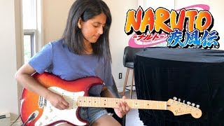 Here's my guitar cover of Silhouette (シルエット) by Kana Boon from...
