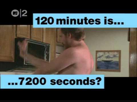 MTV2 Europe - 120 Minutes Advert