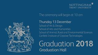 10am NTU Graduation Ceremony 2018