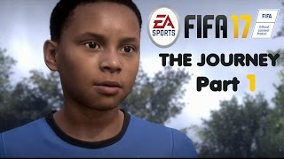 Video FIFA 17 The Journey Gameplay Deutsch Part 1 - Der Weg zum Profi - Let's Play FIFA 17 German download MP3, 3GP, MP4, WEBM, AVI, FLV Desember 2017
