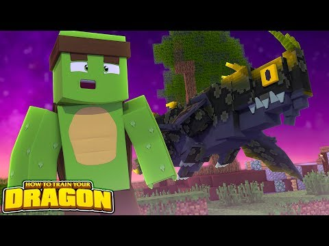 WE GOT A NEW DRAGON! How To Train Your Dragon wTinyTurtle