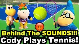 SML Movie: Cody Plays Tennis! (BTS)