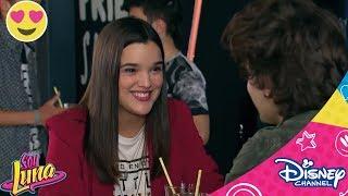 Soy Luna    La répétition de groupe   Disney Channel BE