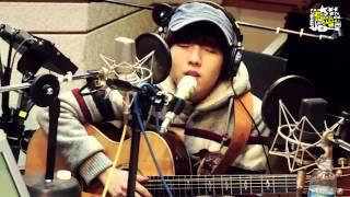 윤하의 별이 빛나는 밤에 - Yoo Seung-woo - U Who, 유승우 - 유후 20131102