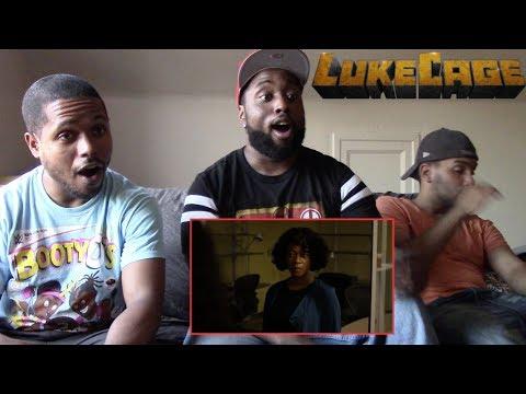 Marvel's Luke Cage REACTION - 2x9