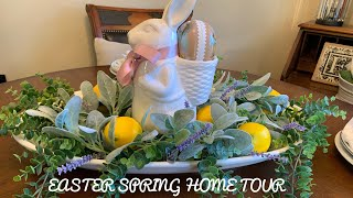EASTER SPRING Home Tour 2019