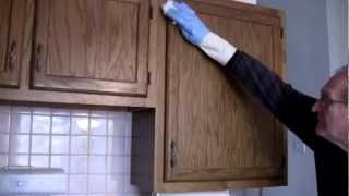 How To Clean Cabinet And Furniture Diy