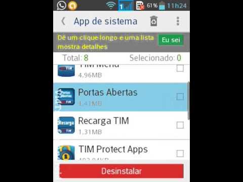 Como Desinstalar Aplicativos Pre Instalados No Seu Telefone Ou Tablet Android