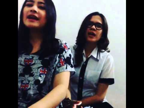Prilly dan Michelle Back at One (part 1)