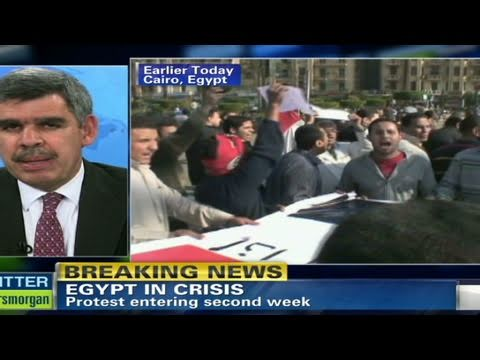 CNN: Egypt protests threaten global economy