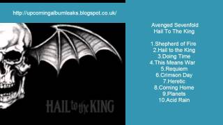 [NEW RELEASE]Avenged Sevenfold Hail To The King[MP3 DOWNLOAD].mp3