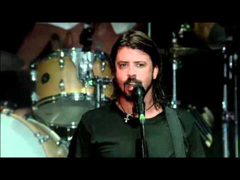 Foo Fighters - Monkey Wrench / Live at Lollapalooza [HD]