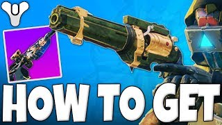 Destiny 2 - How To Get New VEX Themed Weapons In CURSE OF OSIRIS DLC! - NEW EXOTICS!!