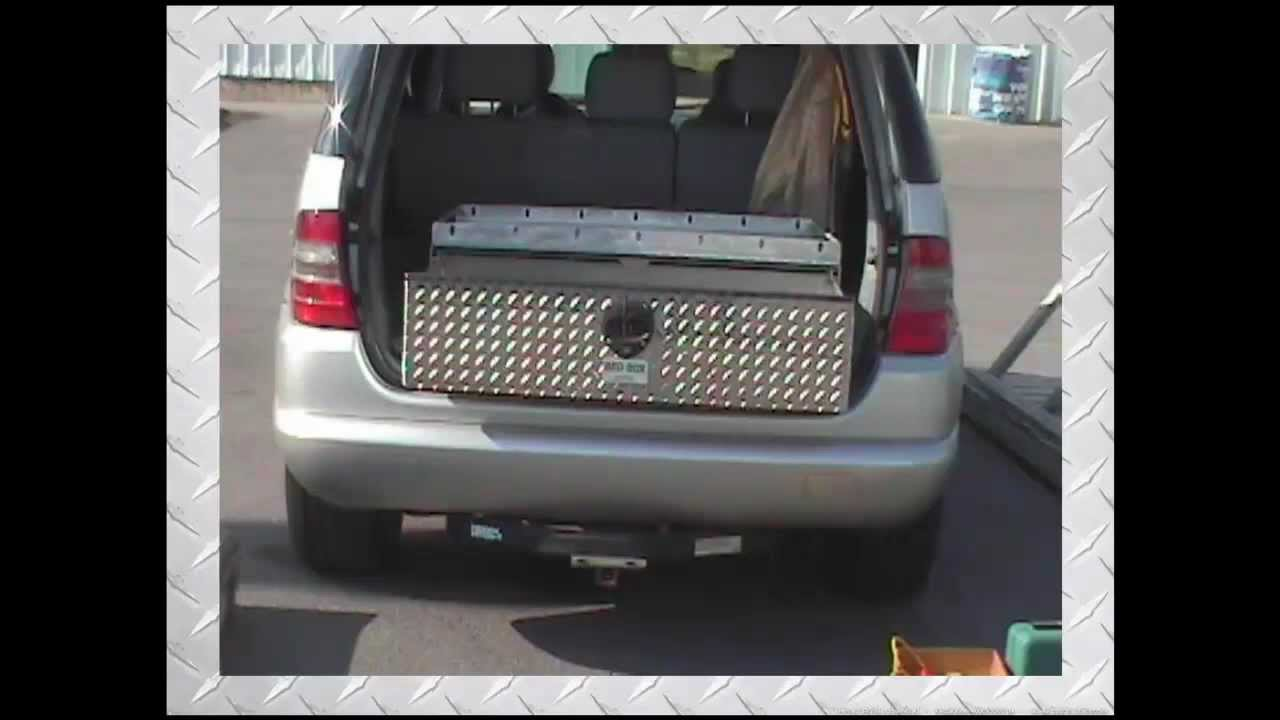Secure Toolbox Storage For Trucks, Jeeps, & SUV's - YouTube