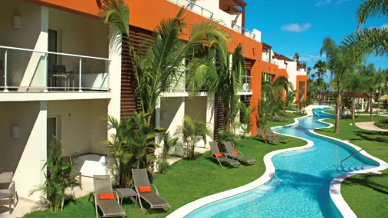 Top 10 New All Inclusive Resorts Breathless Punta Cana