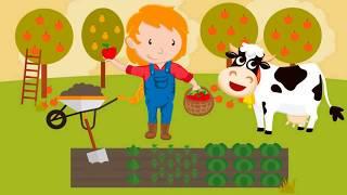 Пазлы ферма