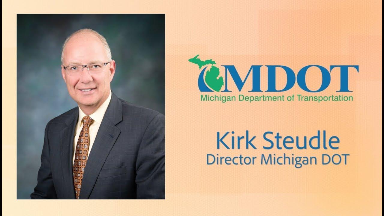 Kirk Steudle, MDOT director, reveals long-term transportation