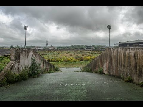 The Shocking Demise of Antrim's Casment Park | GAA forgotten