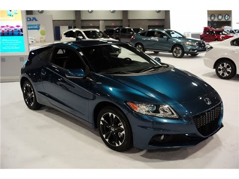 Honda Cr Z 2017 Car Review