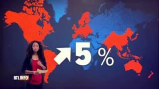 Le tourisme international se porte de mieux en mieux quelles