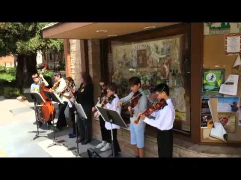 Mill Valley Middle School Bluegrass Club, 4/25/15, Big Rock Candy Mountain