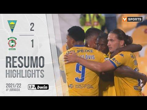 Estoril Maritimo Goals And Highlights