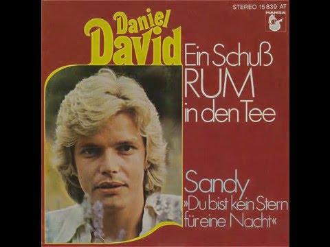 Daniel David  - Ein Schuß Rum in den Tee