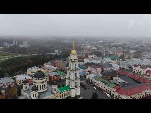 """В России запущен новый железнодорожный тур """"Серебряный маршрут""""."""