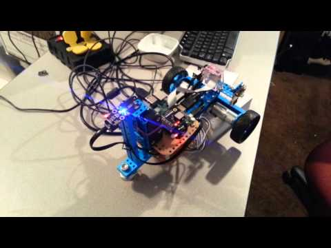 AI for Robotics: Robot with Web Interface