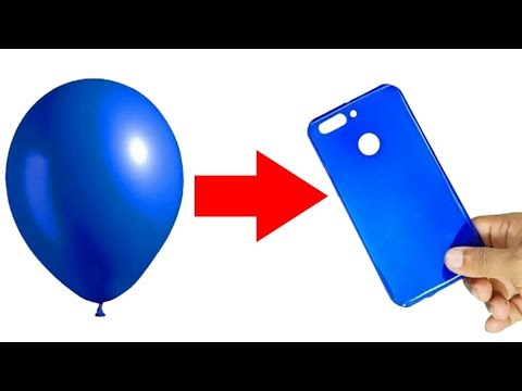 How to make Mobile Back Cover at home