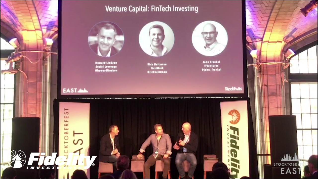 Venture Capital: FinTech Investing - Stocktoberfest East 2018
