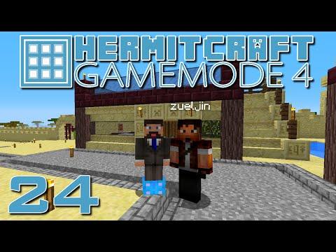 HermitCraft GameMode 4 ~ Ep 24 ~ Puttin Z...