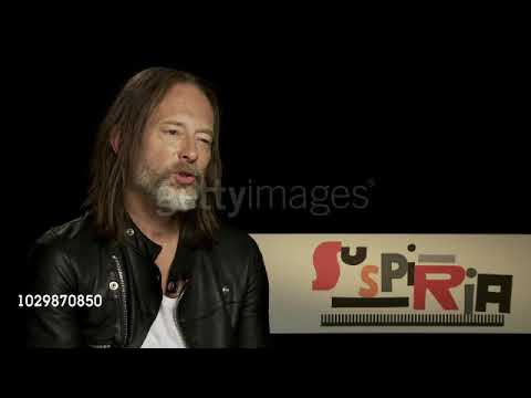 Thom Yorke on the process of composing the film at 'Suspiria' interviews 75th Venice Film Festival