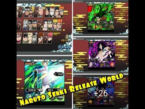 Naruto Senki Release World Mod 2018 (Link Fixed)