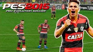 Pro Evolution Soccer 2015 (PES 2015) Nova Temporada no Playstation 2