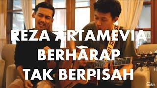 Reza Artamevia - Berharap Tak Berpisah | Acoustic Cover by Basit and Vicky