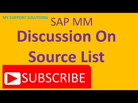 source-list-in-sap-mm
