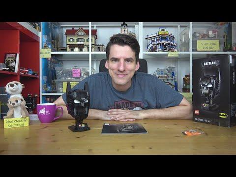 Macht noch jemand mit? Das Ding ist der Hammer! LEGO® 76182 DC Batman Helm