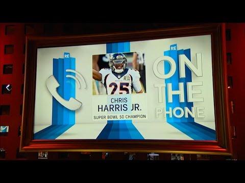 Broncos CB Chris Harris Jr. Comments on Cam Newton Post SB50 Press Conference & More - 2/10/16