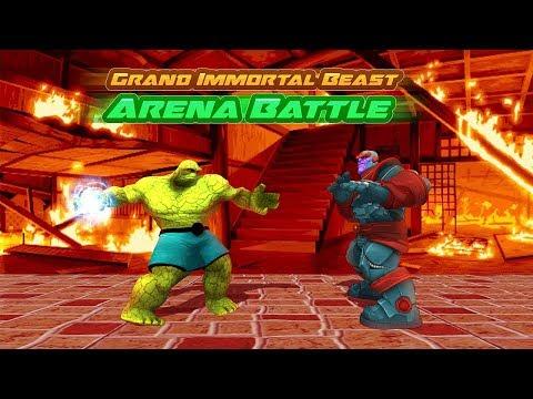 Grand Immortal Beast