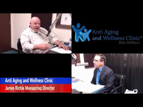 Ask the Experts on the set Anti Aging and Wellness Clinic
