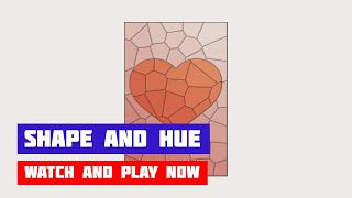 Shape and Hue · Game · Gameplay
