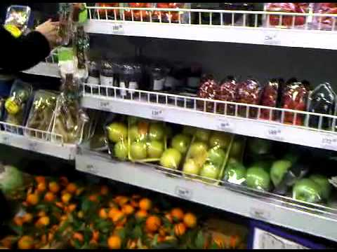Perekrestok Supermarket Moscow   20101112 1548